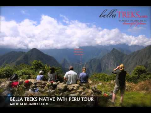Bella Treks interview with DJ Scott Davis - Peru Native Path Tour April 19-May 2, 2015