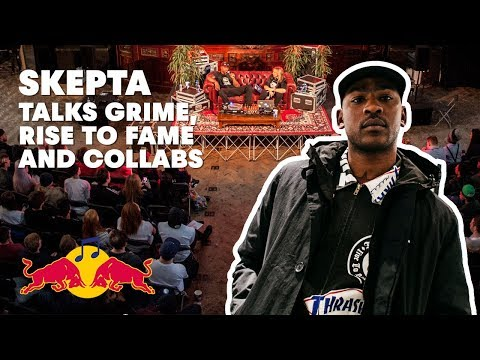Skepta Lecture (Manchester 2015)   Red Bull Music Academy