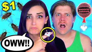 Trying Terrible $1 PRANKS to See if They Actually Work