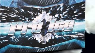 Шары для пейнтбола PRO-SHAR Pro Ice winter (0,68) 2000 шт