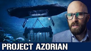 Project Azorian: The Secret US Mission to Recover a Soviet Submarine