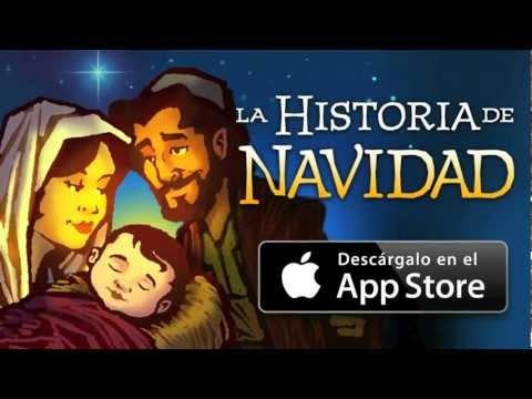 La Historia de Navidad para niños