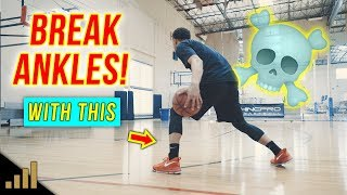 How to: BREAK ANKLES like Kyrie Irving and Chris Paul! [Basketball Crossover Moves]