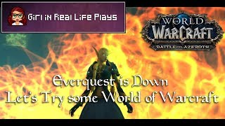 Everquest is Down so Let's Try Some World of Warcraft: Mount farming