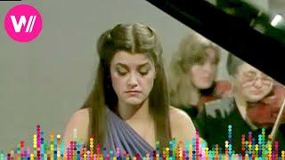 Heidrun Holtmann: Mozart – Piano Concerto K. 41 (RTSI-Orchestra, Marc Andreae)