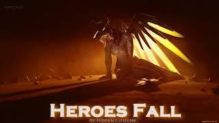 EPIC POP   ''Heroes Fall'' by Hidden Citizens (Feat. ESSA)