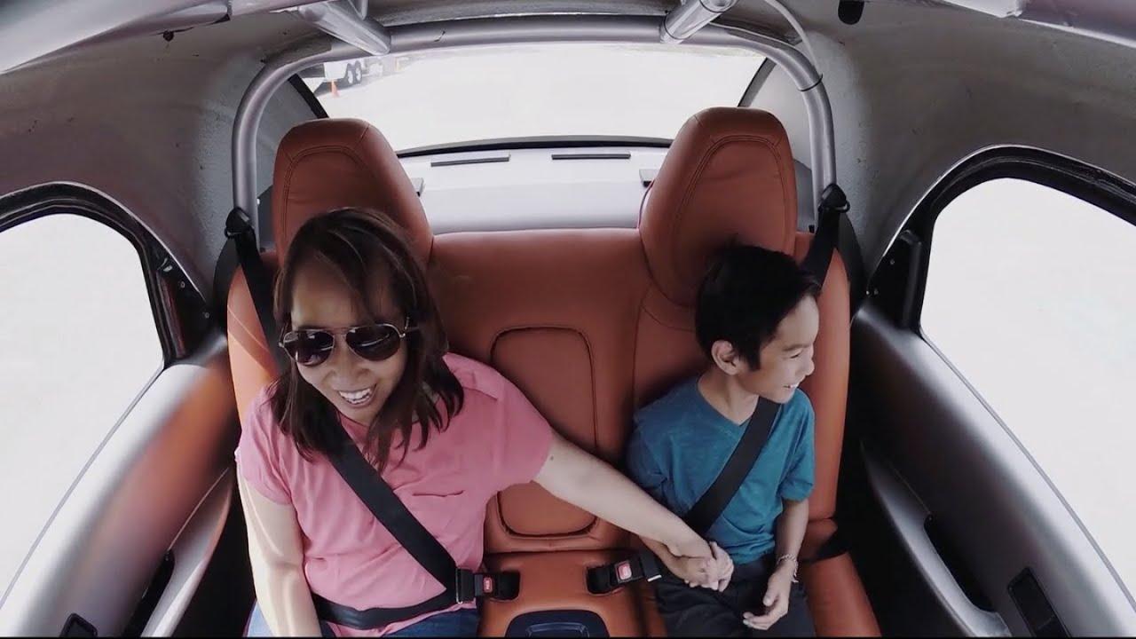 Un tour en voiture sans conducteur ?