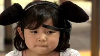 Cat Ears Device Controlled by Brainwaves
