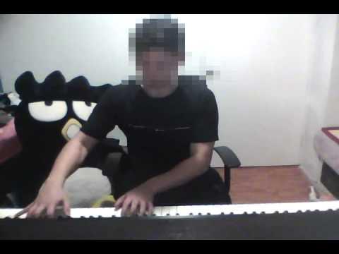 蔡依林 Jolin Tsai - 柵欄間隙偷窺你 鋼琴版 2012*kaikai* piano「MUSE」