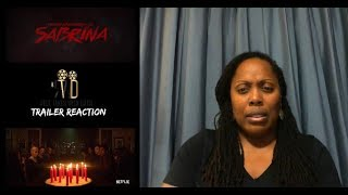 Chilling Adventures of Sabrina | Teaser: Happy Birthday [HD] | Netflix (2018) | Reaction
