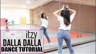 """ITZY """"달라달라(DALLA DALLA)"""" Lisa Rhee Dance Tutorial"""