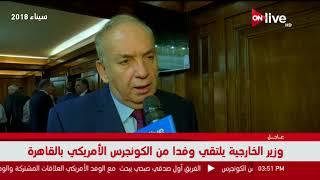 رئيس جامعة سيناء: تم التركيز على الالتزام بحدود القبول في الجامعات ...