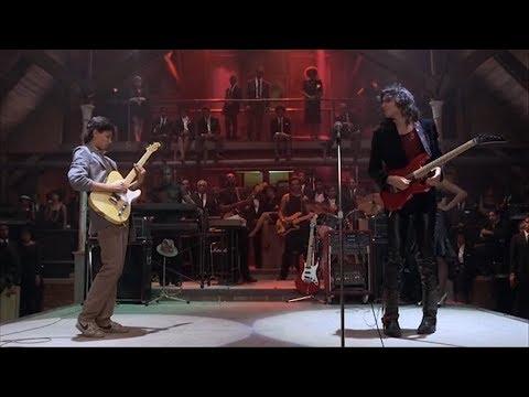 Steve Vai vs Ralph Macchio Epic Guitar Battle