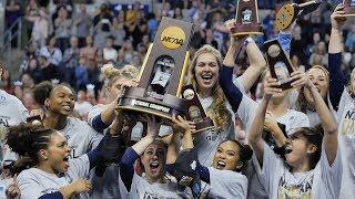 The Hunt: Gymnastics Wins NCAA Championship