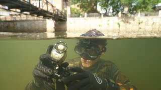 Found Waterproof Camera Lost 2 Months Ago! (Reviewing the Footage) - Returned to Owner!   DALLMYD
