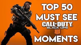 TOP 50 MUST SEE COD BLACKOUT MOMENTS