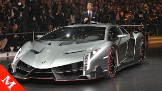 245 Tỷ! Tuyệt Đỉnh Siêu Xe Lamborghini Veneno Có Gì Mà Khuynh Đảo Cả Thế Giới