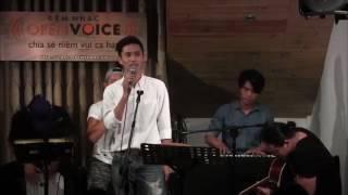 Cánh Buồm Phiêu Du - Cover Hữu Minh OPEN SHARE