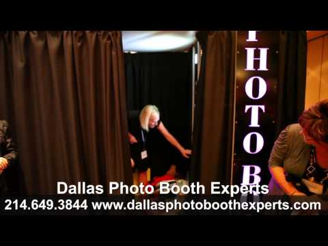 Photo Booth Rental for corporate events in Dallas Texas