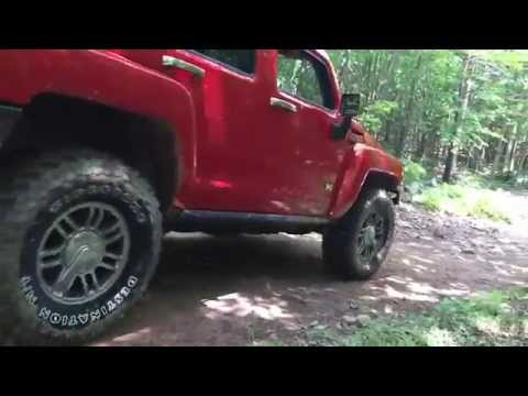 Firestone Destination M/T Tires Off-Road at Peter's Mill