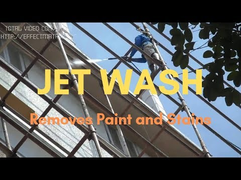 V3 Colour Solutions | High Pressure Jet Wash Services