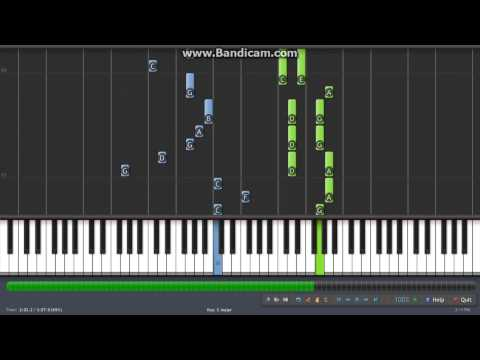 Baixar What are Words (Played with Synthesia)