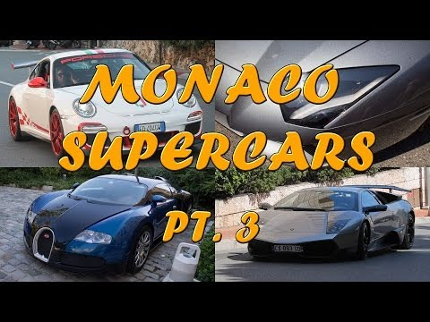MONACO SUPERCARS Ep.3 - Photo collection SUMMER 2013 HQ