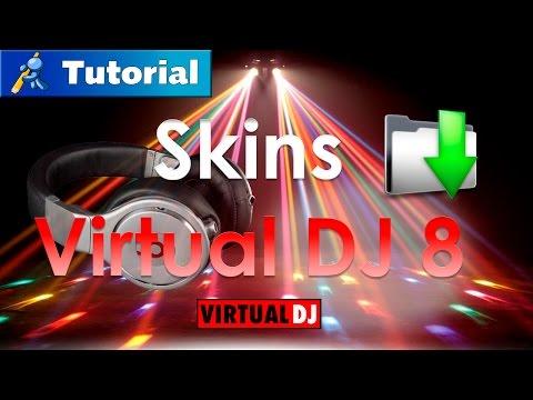 Descargar e Instalar Skins para Virtual DJ 8