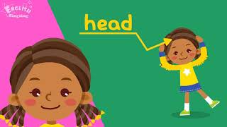 Kids vocabulary compilation ver.2 - Words starting with H, h - Learn English for kids