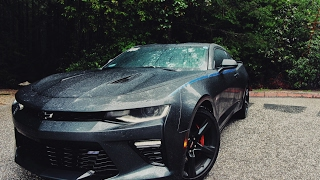 2016 CAMARO SS: FIRST IMPRESSION/OVERVIEW