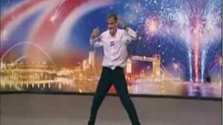 Britain's Got Talent Audition - Andy Demetriou (2009)