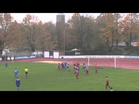 SV Lurup - TSV Sasel (Landesliga Hammonia) - Spielszenen | ELBKICK.TV
