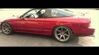 94 Nissan 240 with ls swap (Corvette Engine)