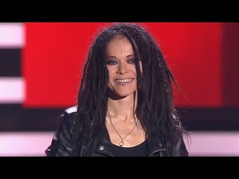 Best Rock & Metal Auditions on THE VOICE [Part 2]