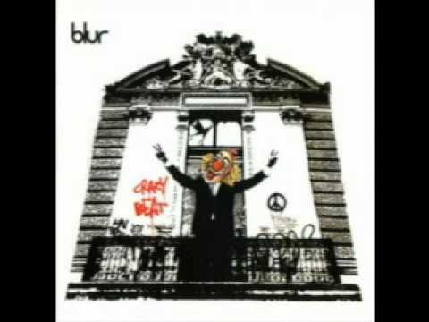 Blur - Crazy Beat (Live on MTV Brand Spanking New)