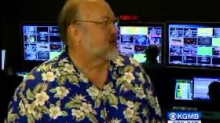 APS President John Sherwood on Hawaii News Now