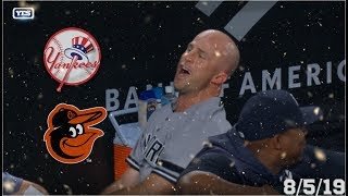 New York Yankees Highlights: vs Baltimore Orioles | 8/5/19