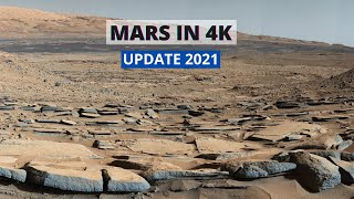 MARS IN 4K UPDATE 2021 NASA Planet MARS MISSION Documentary