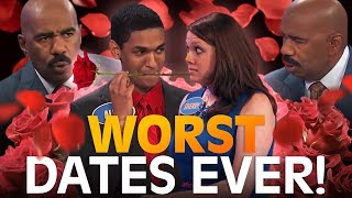 Valentine's Day Special! DATING DISASTERS!   Family Feud