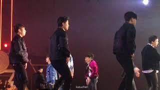 EXO(엑소)-다이아몬드 Diamond(SEHUN,CHEN,CHANYEOL→SEHUN,CHEN,BAEKHYUN focus@Golden Disk Awards[4K]