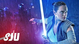 Can the Star Wars Saga End on a High Note?   SJU