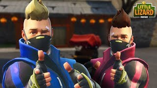 DRIFT FINDS HIS BROTHER!!! - Fortnite Short Film