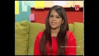 Deran Tv - Interview with Menaka Maduwanthi | Sri Lankan Model | Actress