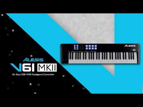 Vidéo Introducing the Alesis V61 MKII