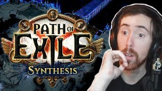 """""""HOLY SH*T"""" Asmongold watches the NEW Path of Exile Trailer - Compares it to D3"""