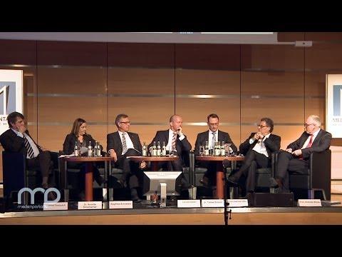 Diskussion: Ergebnisse des Runden Tisches Medienpolitik
