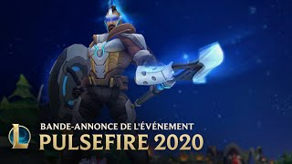 Pulsefire 2020 :  bande-annonce