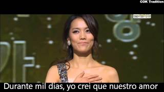 For thousand days (sub. español) Sohyang & The One