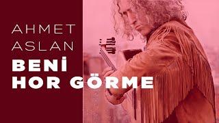 Ahmet Aslan - #AHMET ASLAN - Live BENİ HOR GÖRME ( Concert in Diyarbakir )