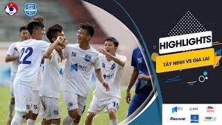 Đánh bại chủ nhà U17 Tây Ninh, U17 HAGL chính thức giành quyền vào vòng 4 đội mạnh nhất | HAGL Media